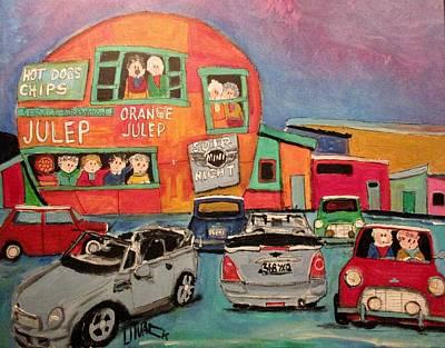 Mini Night At The Orange Julep Original