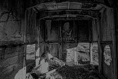 Photograph - Mini Urbex by Keith Elliott