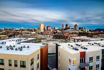 Photograph - Miniature Milwaukee by Randy Scherkenbach