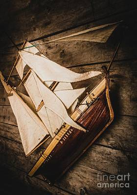 Photograph - Miniature Shipwreck by Jorgo Photography - Wall Art Gallery