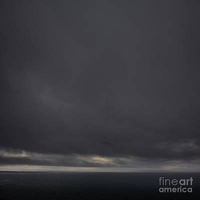 Photograph - Minimal Seascape by Paul Davenport