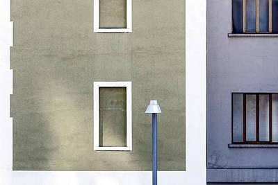 Photograph - Minimal Urbanscape by Roberto Pagani