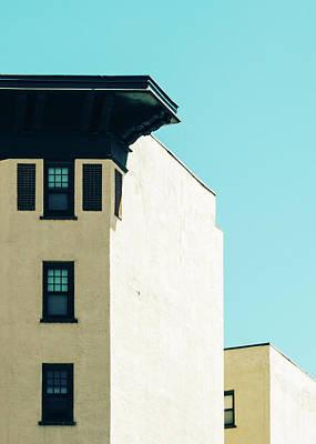 Minimalist Architecture Photo Art Print by Dylan Murphy
