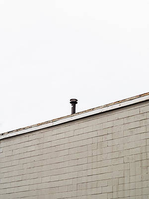 Minimalist Architecture Photography Art Print by Dylan Murphy