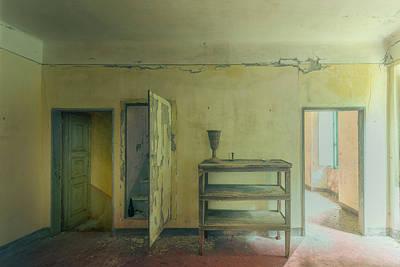 Photograph - Minimalist Atmosphere IIi - Atmosfera Minimalista IIi by Enrico Pelos