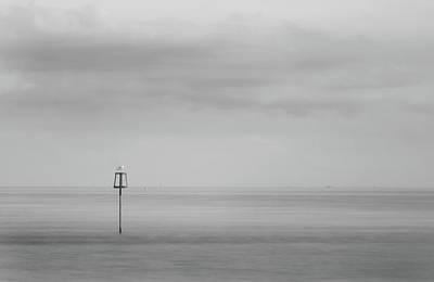 Art Journal Photograph - Minimalist by Martin Newman