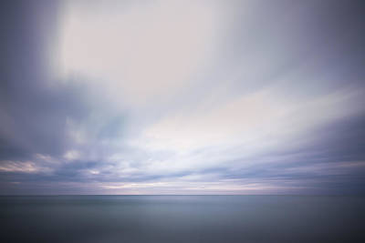 Photograph - Minimalist Seascape   by Will Gudgeon