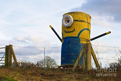 Photograph - Minion Gone Wild by Gary Bridger