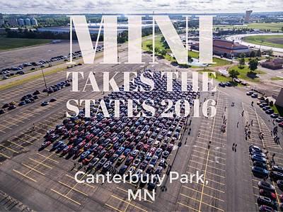Photograph - Minneapolis Rise/shine 1 W/text by That MINI Show
