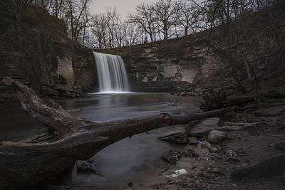Photograph - Minneopa by Aaron J Groen