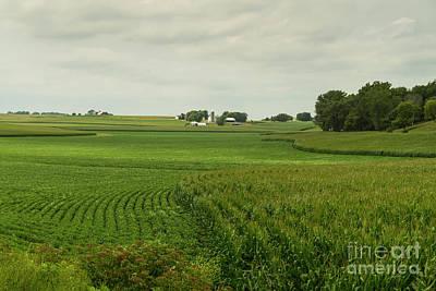 Photograph - Minnesota Farm by Garry McMichael