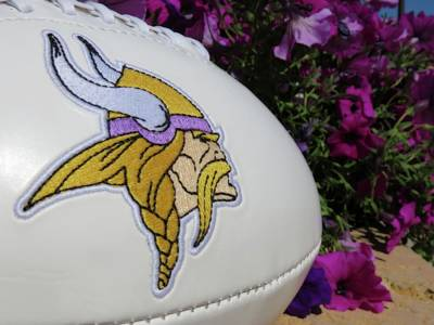Photograph - Minnesota Vikings Football by Kyle West
