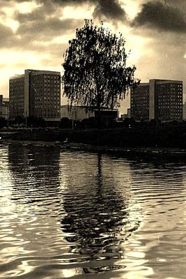 Photograph - Minsk Dramatic View by Vadim Levin