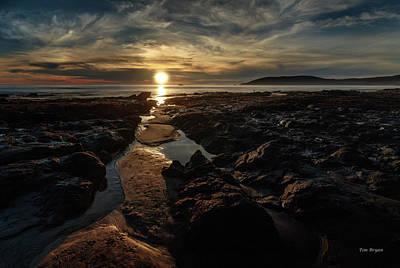 Photograph - Minus Tide by Tim Bryan