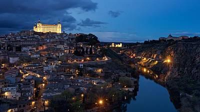 Photograph - Mirador De Valle Toledo by Stephen Taylor