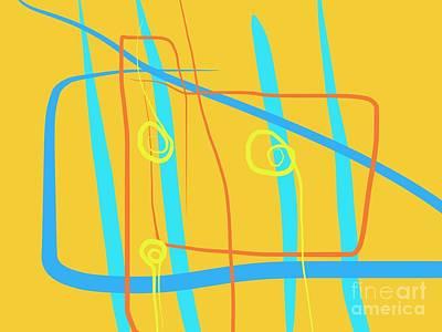 Digital Art - Mirage by Chani Demuijlder