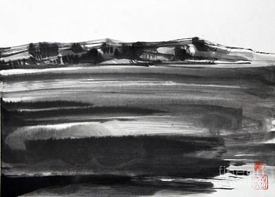 Painting - Mirage by Fumiyo Yoshikawa