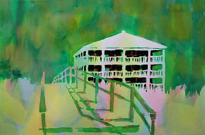 Painting - Miramar Beach Club by William Duncan