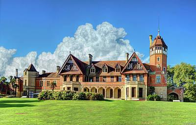 Photograph - Miramar Palace - San Sebastian  by Weston Westmoreland