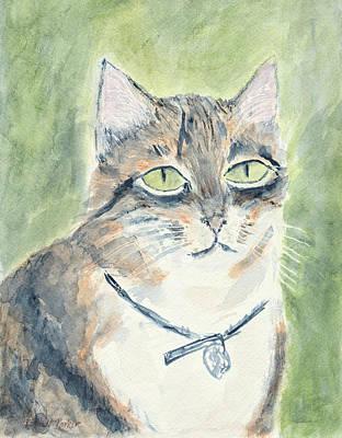 Painting - Miranda by Kathryn Riley Parker