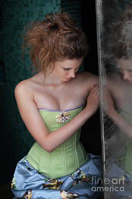 Photograph - Mirror #4650 by Andrey Godyaykin