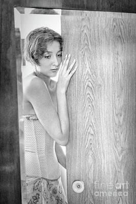 Photograph - Mirror #6555 by Andrey Godyaykin