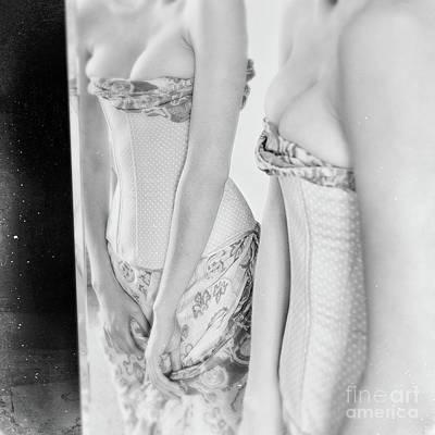 Photograph - Mirror #6565 by Andrey Godyaykin