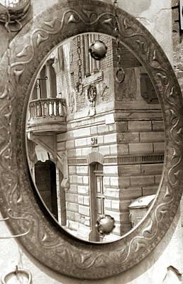 Mirror Art Print by Andrea Simon