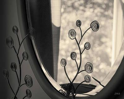 Photograph - Mirror I Toned by David Gordon