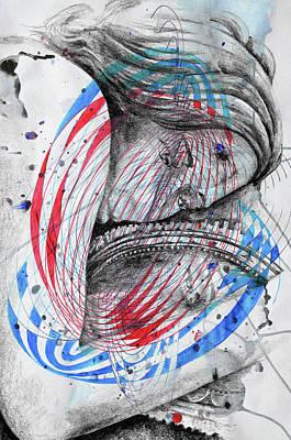 Digital Art - Mirror by Jakub DK
