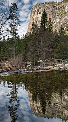 Photograph - Mirror Lake by Loree Johnson