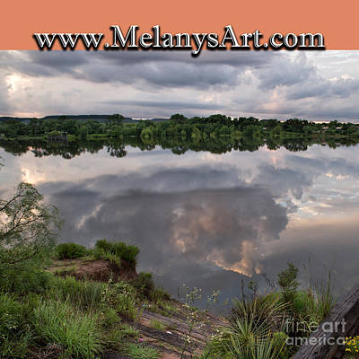 Photograph - Mirror Lake by Melany Sarafis
