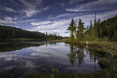 Photograph - Mirror Lake by Michael Donahue