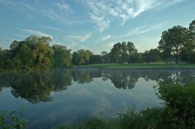 Photograph - Mirror Lake by Rafael Figueroa