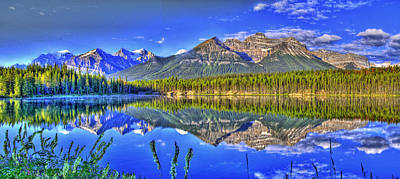 Kootenay Lake Photograph - Mirror Lake by Scott Mahon