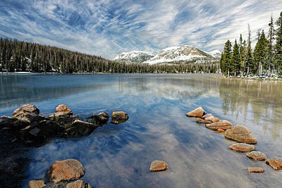 Photograph - Mirror Lake by Scott Read