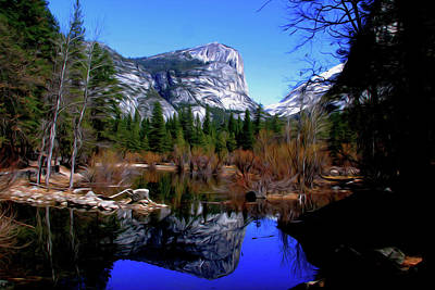 Photograph - Mirror Lake by Stuart Manning