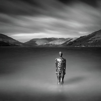Photograph - Mirror Man by Dave Bowman
