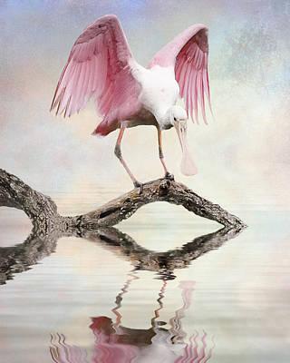 Mirror, Mirror,  Art Print