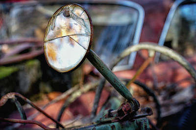 Photograph - Mirror, Mirror by John Hoey