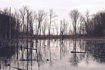 Photograph - Mirror Mirror by Joseph Skompski