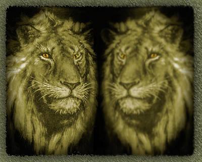Photograph - Mirror Mirror by Leticia Latocki