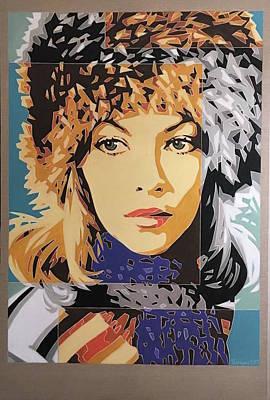 Painting - Mirror Of Reason by Varvara Stylidou