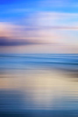 Photograph - Mirror Of The Sunrise Clouds Dreamscape by Debra and Dave Vanderlaan