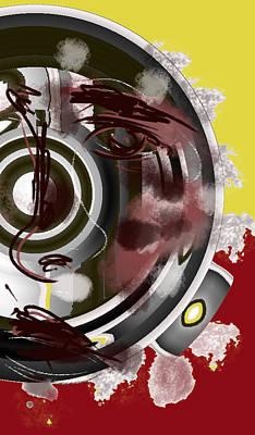 Digital Art - Mirror View. by Arjun L Sen