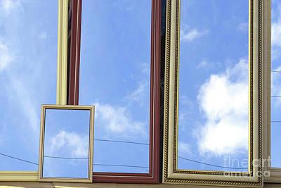 Detalhes Photograph - Mirrors / Espelhos by Tiago Da Arcela