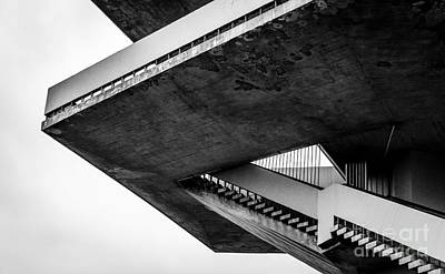Stairs - 1st Prize Print by Mate Orosz