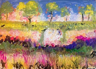 Painting - Misplaced Love  by Judith Desrosiers