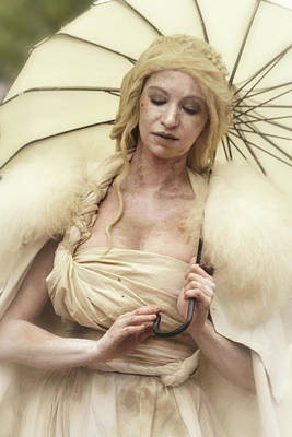 Photograph - Miss Havisham by Nadalyn Larsen