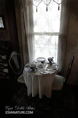 Photograph - Miss Molly's Inn 1088 by Captain Debbie Ritter